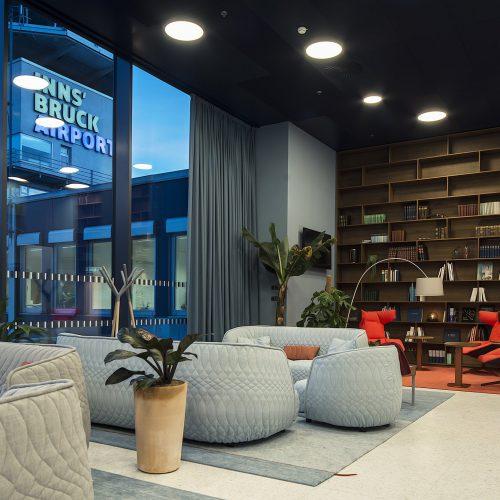 Nina Mair Airport Lounge Innsbruck 14