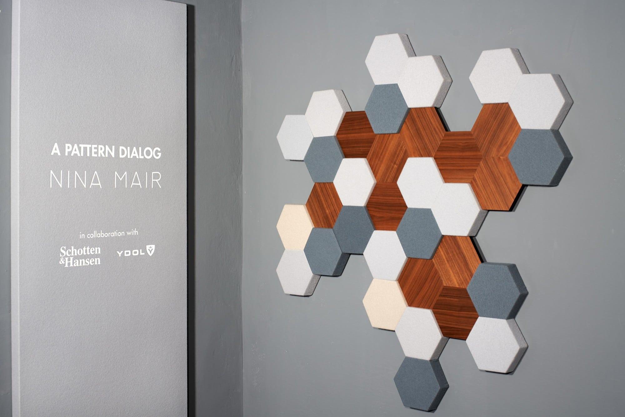 A PATTERN DIALOG - YDOL auf dem Salone del Mobile 2018 1