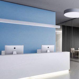 RELAX Wallcovering – Vollflächiges Schallabsorbersystem für ganze Wände und Decken bis 4 x 12 Meter Maximalgröße 2