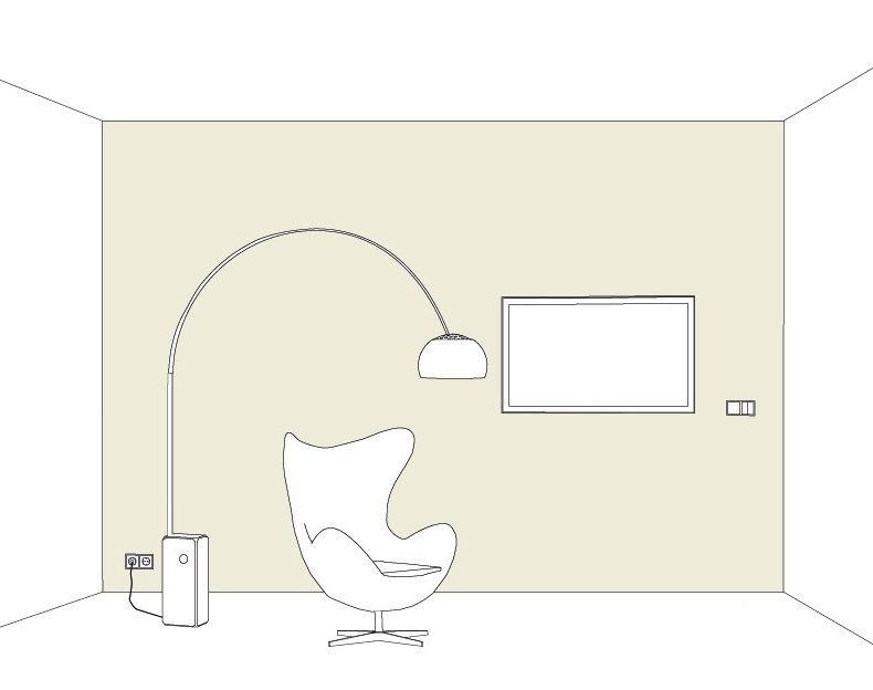 RELAX Wallcovering – Vollflächiges Schallabsorbersystem für ganze Wände und Decken bis 4 x 12 Meter Maximalgröße 7