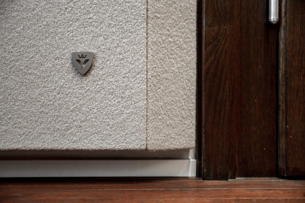 RELAX Wallcovering – Vollflächiges Schallabsorbersystem für ganze Wände und Decken bis 4 x 12 Meter Maximalgröße 10