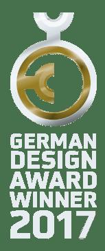 YDOL German Design Award Winer 2017