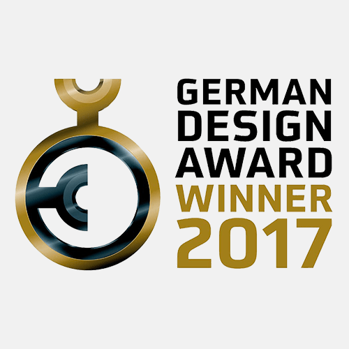 Award German Design Award 2017 500x500